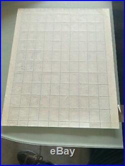 Superbe tres rare feuille vignette palissy barre phosphore type 2