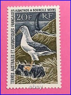 TAAF 1968 timbre n° 24 neufs cote 555