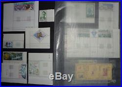 TAAF, Terres australes collection de timbres neufs en classeur (album) 1993-2006