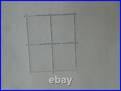 TIMBRES FRANCE BLOC YT 1 NEUF (cadre brisé sur un timbre)