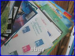 TIMBRES FRANCE LOT 210 BLOCS NEUF FACIAL (550 euros)