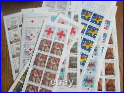 TIMBRES FRANCE LOT 82 CARNETS NEUF FACIAL (290/300 euro)