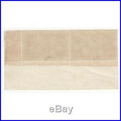 TIMBRES N°252 Coin de feuille avec type I et II Signés Calvés NEUF TBC Côte 76