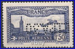 TIMBRE FRANCE POSTE AÉRIENNE Année 1930 n°6c NEUF