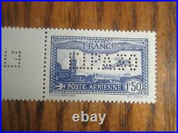 TIMBRE FRANCE P. A YT 6c NEUF TTB