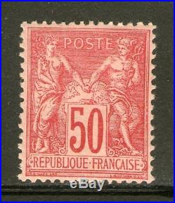 Timbre N° 98 Neuf Sans Charniere Gomme Originale Cote 660 Euros (+ Value)
