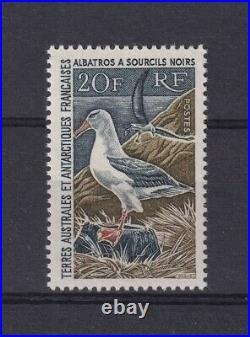 Timbre Stamp 1 Taaf Fsat Y&t#24 Rare Albatros Luxe Neuf/mnh-mint 1968 R53