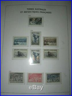 Timbre Taaf Collection 1955/2008 P. A Bloc Neuf XX