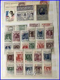 Timbres De France Neufs Oblitérés Collection