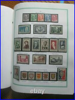 Timbres France Album Collection Neuf