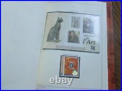 Timbres France Album Moc 1979/1999 Neuf Cote+++ Facial
