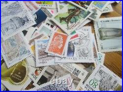Timbres France Lot Neuf Cote Facial Recent