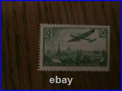 Timbres France P. A Yt 14 Neuf