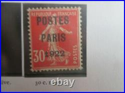 Timbres France Preo Yt 32 Neuf