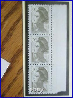 Timbres France Yt 2185 Neuf Tres Rare Non Repertorie