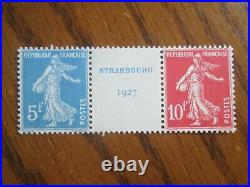 Timbres France Yt 242a Neuf Superbe