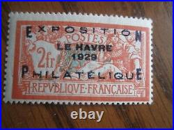 Timbres France Yt 257a Neuf XX