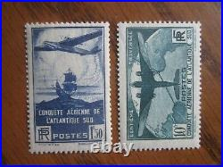 Timbres France Yt 320/321 Neuf XX
