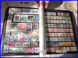Vends grosse collection de timbres